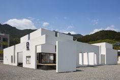 Arquitectos: Hyunjoon Yoo Architects  Proyecto: Mug Hakdong  Ubicación: Corea del Sur