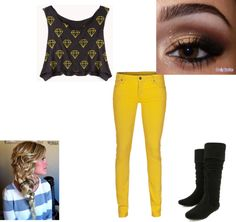 """""""Untitled #110"""" by jazzierae on Polyvore"""