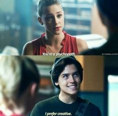 Can't get enough of Riverdale? Keep scrolling for 34 Of The Best Riverdale Quotes. Riverdale Series, Riverdale Quotes, Riverdale Funny, Bughead Riverdale, Lili Reinhart, Martin O'malley, Stupid Funny Memes, Funny Relatable Memes, Hilarious Quotes