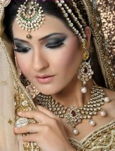 Wedding Necklaces And Earring Sets For Brides Collection 2014 5