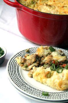 Lazy Lentil Shepherd's Pie | Recipe | Vegetarian Shepherds Pie, Pies ...