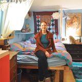 Laura Lee's Bright & Playful Basement Studio