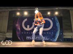 Mulher dança muito - YouTube