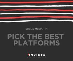 Top Digital Marketing Companies Top Digital Marketing Companies, Social Media Marketing, Media Web, Social Media Tips, Digital Media, Web Design, Management, How To Get, Design Web