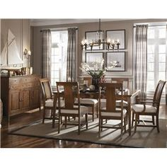 1000 images about dining in on pinterest classic dining for S f furniture willmar mn