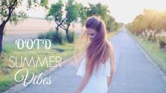 :) In today's quick video I show you a perfect summer outfit, one of my favorite dresses. Hello My Love, Latest Outfits, Makeup Videos, Summer Vibes, Summer Outfits, Ootd, Dresses, Style, Fashion