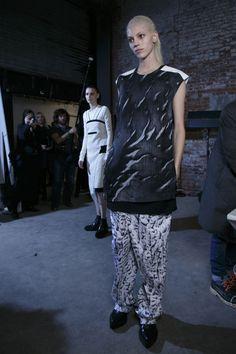 New York Fashion Week Fall 2014: Helmut Lang