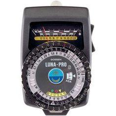 Light meter $70