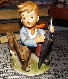 Mid-century c.1950s Erich Stauffer figurine S8517 by BuyfromGroovy