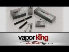 Vapor King Electronic Cigarette