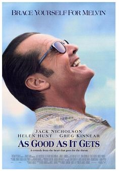 "QC320 - ""As Good as it Gets"" / Mike Nichols 1997 / Comedy / (USA)"
