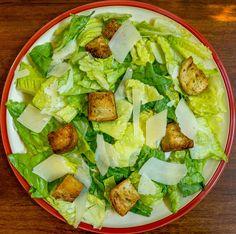 Creamy Homemade Caesar Salad Dressing