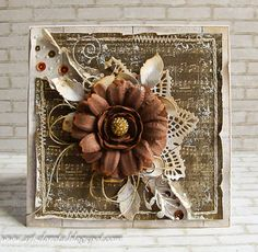 n2s : love the sewing on this card ♥ Dorota_mk: Pan i Pani Black