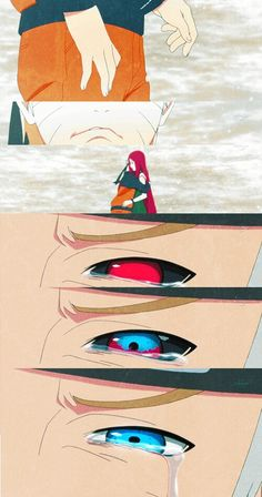 Naruto meets his mom.