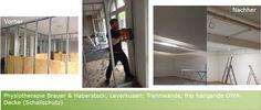 Trockenbau, Unterkonstruktion, Decken, Wände, Mineralwolle, Dämmung www.karosystembau.de