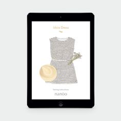 Idoia Dress pattern to download
