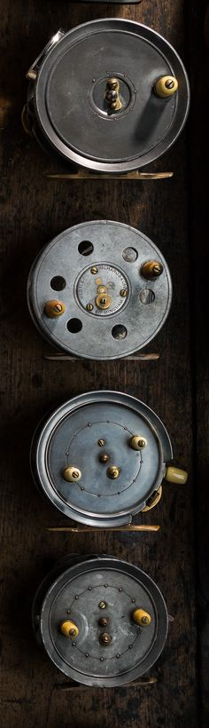 Classic fly reels www.theflyreelguide.com #flyreel                                                                                                                                                                                 More