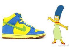 Nike SB Marge Simpson