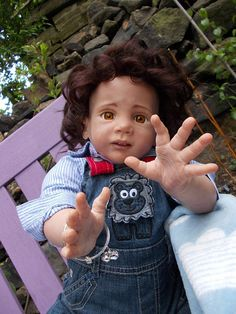 Reborn toddler baby boy doll 'Tommy' for sale ..