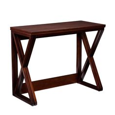 Harper Blvd Garner Espresso Counter Height Universal Table   Free Shipping  Today   Overstock.com