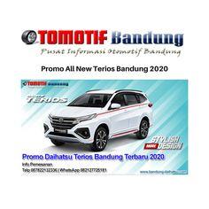 Promo All New Terios Bandung 2020 Daihatsu Terios, Karate, News