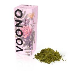 Voono Hair of Gaurí, maska na vlasovou pokožku Voss Bottle, Water Bottle, Blond, Henna, Nature, Hair, Beauty, Naturaleza, Water Bottles