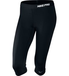 Nike Women's Pro Core Capris -->I really love everything about the Nike Pro Core series.