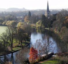 River Avon at Stratford