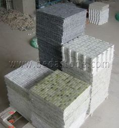 Square Mosaic Tiles Square Mosaic Tiles Square Mosaic Tiles from Beda are factory directly sales. We could offer you various shape in round tiles, square tiles, ogee tiles Marble Mosaic, Mosaic Tiles, Building Stone, Shape, Mosaic Pieces