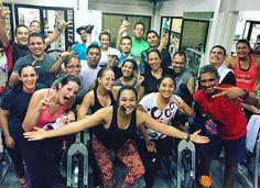 #Repost @coachcindypty @powerclubpanama La felicidad luego de disfrutar nuestra clase de Spinning en  #ElDorado se puede apreciar en nuestras caras Es un placer pedalear siempre con ustedes equipo!!! #yopedaleoconcoachcindy #lagrasaestallorando #YoEntrenoEnPowerClub