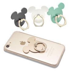 Holder Animal 360° Ring Stand Finger Bracket For Smart Phones Mobile Phone Ins