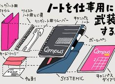 ノートを仕事用に「武装」する~ノートカバーの地味な進化~