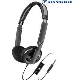 Amazon.com: Sennheiser PX 100-II i Light Weight Supra-Aural Headset with 3 Button Control for i-Pod,i-Phone and i-Pad (Black): Home Audio & Theater