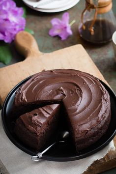 The word's best chocolate cake, Yotam Ottolenghi Chocolate Lollies, Best Chocolate Cake, Chocolate Flavors, Chocolate Desserts, Yotam Ottolenghi, Ottolenghi Recipes, Chefs, Otto Lenghi, Brownies