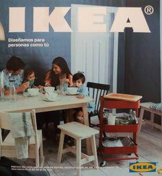 Campaña de IKEA para personalizar su catalogo con una foto del propio cliente en el escenario original