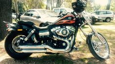 Harley Davidson Dyna, Los Polvorines, Bs.As.