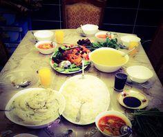 Kurdisk mat det är jette goda