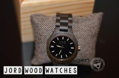 Put A Little Umbrella In Your Drink: JORD Wood Watches #jordwatch :: Review + Giveaway