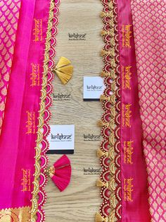 # If you are within Bangalore: Choose a design from www.krishnetassels.com/tassels & visit us in person. Price ranges from ₹ 500 ~ 6000. Whatsapp or call on 9916253832 incase of any queries. # If you are from outside Bangalore: Choose an 'easy to stitch' tassel lace design from www.krishnetassels.com/lace The chosen lace is custom-crafted to suit your saree colours & delivered to your doorstep. Price ranges from ₹ 500 ~ 5000. Whatsapp or call on 9916253832 incase of any queries. Saree Tassels Designs, Saree Kuchu Designs, Cutwork Blouse Designs, Signature Design, Lace Design, Saree Wedding, Saree Blouse, Ranges, Chiffon