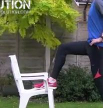 Hip Flexor Stretch With A Difference