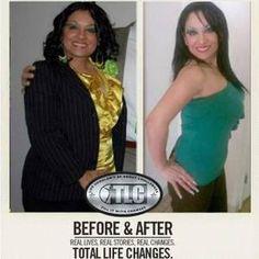 Real results! Weightloss Iaso Tea