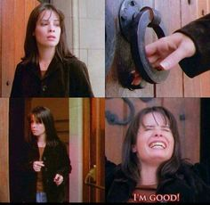 Piper... Serie Charmed, Charmed Tv Show, Funny P, Holly Marie Combs, Shannen Doherty, Favorite Tv Shows, Leo, Blessed, Geek Stuff