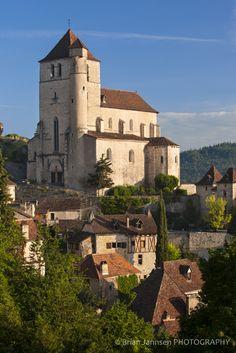 Saint Cirq Lapopie France  Brian Jannsen Photography
