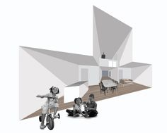 6 Identical Differences / Architectuuratelier Dertien12