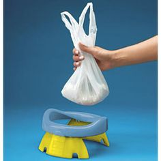 Portable Potty Training Seat from One Step Ahead   2I32005