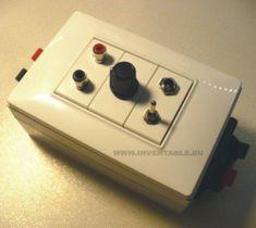 Amplificador ultracompacto - Hazlo tú mismo en Taringa! Amplificador 12v, Console, Arduino Home Automation, Car Audio, Car Audio, Crates, Projects, Labs, Studios