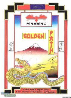 Atari ST Games - The Golden Path