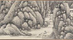 Joint Landscape (Shen Zhou, 1427-1509)
