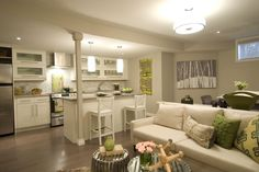 Interior Design For Small Living Room And Kitchen How I Decorate My 33 Best Open Images Dining Diy Very Kitchens Google Search