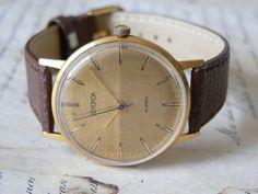 Russian watch  sekonda poljot de luxe 2209 23 jewels ussr vintage watch cccp ultra slim